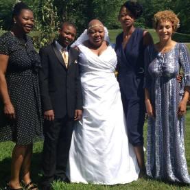 Rachel's Wedding